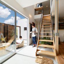 2人だけのプライベート空間を楽しむ家1