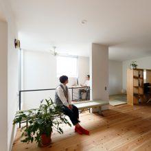 2人だけのプライベート空間を楽しむ家5