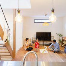 家族と共に成長する家5