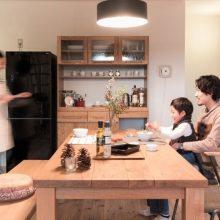 ホームカフェ土間とプライベートデッキのある家。( ベーシック 3.0×4.0 高知市介良 )1