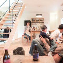 ホームカフェ土間とプライベートデッキのある家。( ベーシック 3.0×4.0 高知市介良 )4