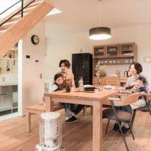 ホームカフェ土間とプライベートデッキのある家。( ベーシック 3.0×4.0 高知市介良 )0