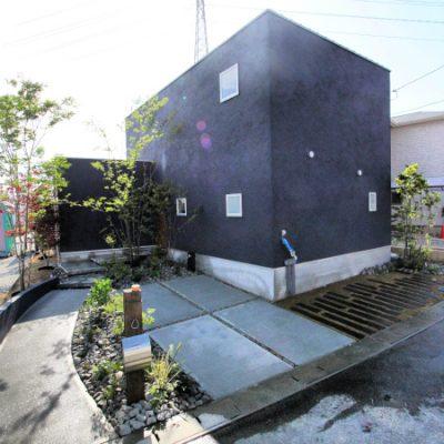 貝塚東山モデルハウス外観