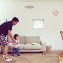 子どもにとっても本当に最高のお家なんだろうなぁ。1