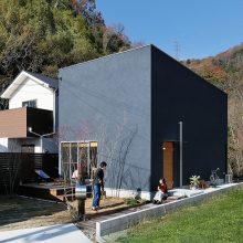開放感たっぷりの大自然をタノシム家 + 神戸OFFICE。vol.10