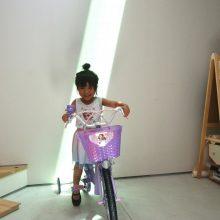 はじめての自転車