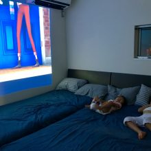 寝室をタノシム