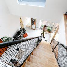 「趣味を楽しむ夫婦」がコンセプト箕面森町モデルハウス。4