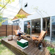 「趣味を楽しむ夫婦」がコンセプト箕面森町モデルハウス。0