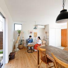 ストレスフリーで健康的に暮らせる家。4