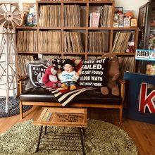 部屋とレコードと私