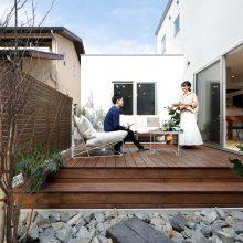 愛知県初のD'S STYLEモデルハウス+オフィス。4