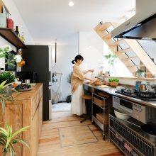 愛知県初のD'S STYLEモデルハウス+オフィス。5