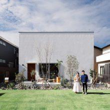 愛知県初のD'S STYLEモデルハウス+オフィス。0