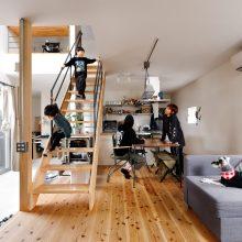 「ライブハウスみたいな家にしたい!」っていう想いがあったんです。vol.11