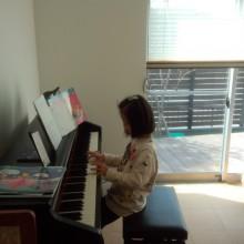 将来ピアニスト!?