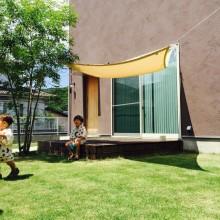 チョコ壁と夏の日のkids