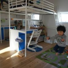 THE 子供部屋。