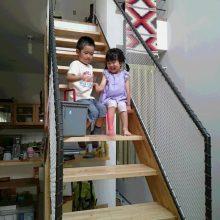 階段デート