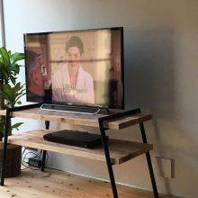 手作りテレビボード