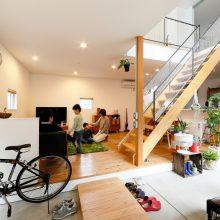 コートハウスで暮らしをタノシム。0