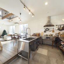 理想の土間キッチンを実現!大好きな料理を思う存分、楽しんでいます。1